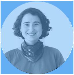 Juana Ramirez, Diseñadora gráfica